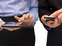 Learning on tablets and mobile devices