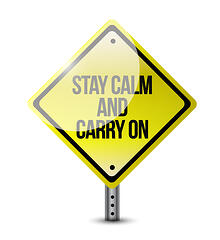 Stay Calm in the Virtual Classroom and Carry On