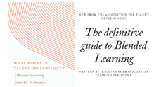 ATD Book Blended Learning What Works preview