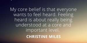 Christine Miles Modern Learning podcast