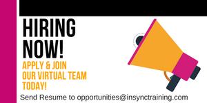 InSync Training Producers Global Team