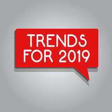 Training Trends for 2019