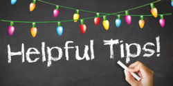Heaping Holiday Helping of Helpful Training Tips blog