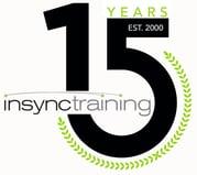 15 year logo