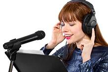professional voiceover talent for learning and development