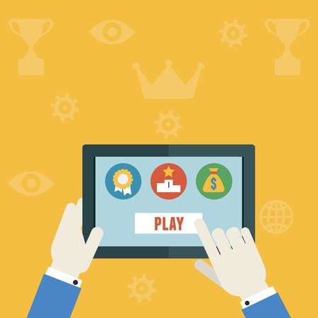Gamification in modern blended learning