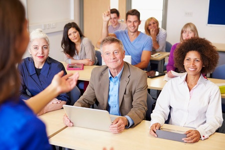 Modern Learners Traditional Training