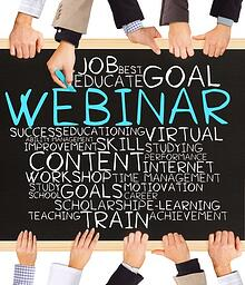 how to use webinars for social networking