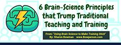 Brain Science Principles for Facilitation
