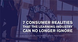 Consumer Realities Impacting Training Infographic