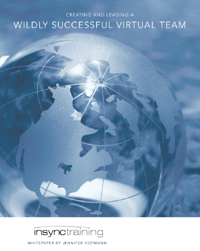 Creating and Leading a Wildly Successful Virtual Team whitepaper cover