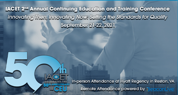 IACET Second Annual Conference