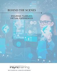 Ensuring Flawless Virtual Experiences whitepaper cover