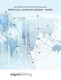 Perpetual Learning Design Model whitepaper cover