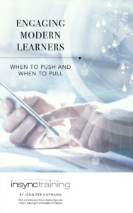 Push Training and Pull Learning eBook