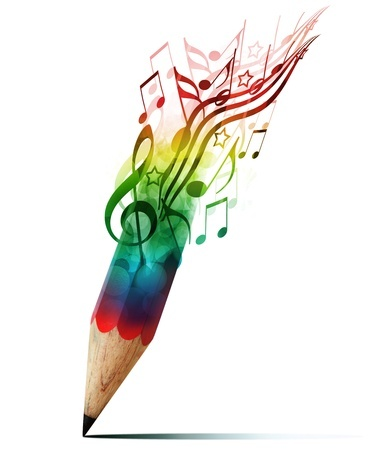Pencil_with_music