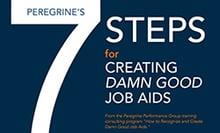 How to create job aids