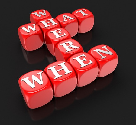 When_where_what