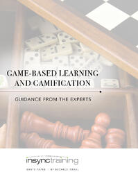 Game-Based Learning and Gamification whitepaper cover