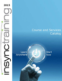 Course and Services Catalog April 2015