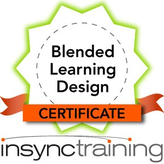 Blended Learning Design Certificate